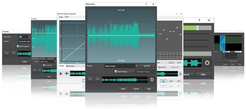 The WavWavePad Sound Editor Masters 10.81 +