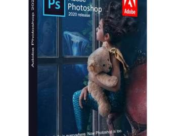 Adobe Photoshop CC 2020 Crack v21.2.3.308 With + Serial Key Full Latest