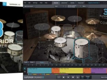 Toontrack Superior Drummer 3.1.7 Crack With MacOsX Full Version 2021 Torrent