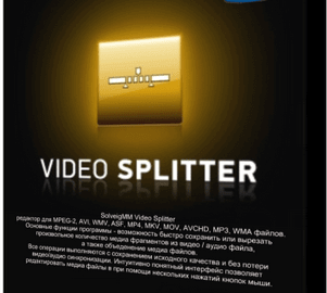 SolveigMM Video Splitter 7.4.2007.29 Crack + Serial key Full Latest HERE