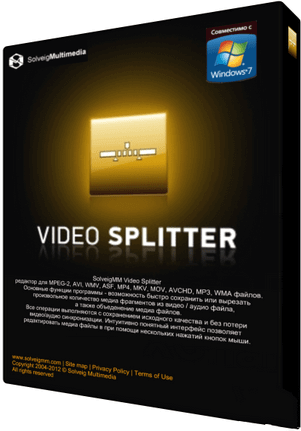 SolveigMM Video Splitter 7.4.2007.29 Crack + Serial key Full Latest HERE