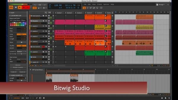 Bitwig Studio 3.2.7 Crack