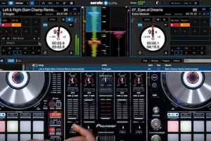 Serato DJ Pro 2.1 Screenshot