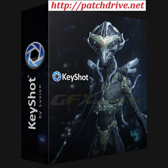 KeyShot Pro 8 1 61 Crack With Keygen Free Download 2019
