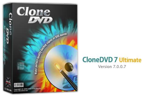 CloneDVD 7 Ultimate Crack