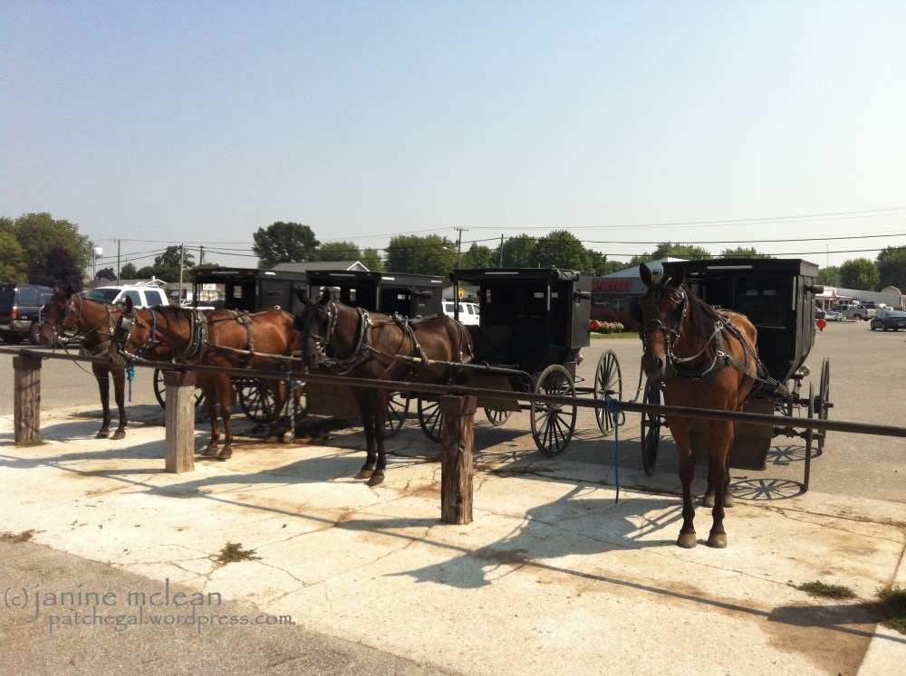 Turning back time - An Amish Way of Life (4/6)