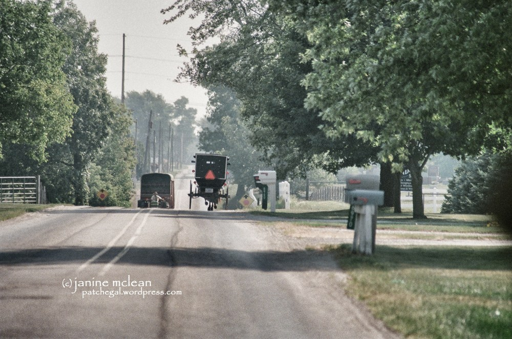 Turning back time - An Amish Way of Life (1/6)