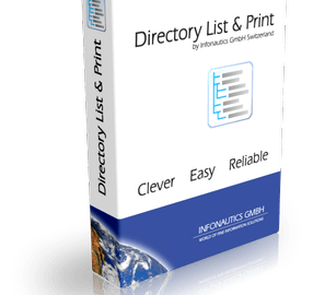 Directory List and Print Pro Crack v4.16 Full Free Download
