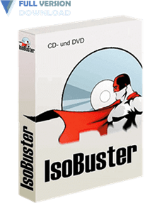 IsoBuster Pro Crack 4.8 Build 4.7.9.0 Full Free Download