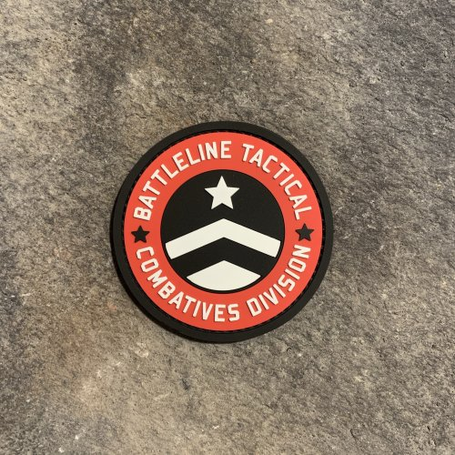 Official Battleline Tactical- Combatives Division GLOW IN THE DARK