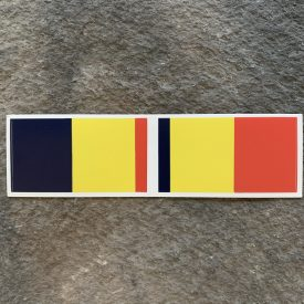 Combat Action Ribbon Decal