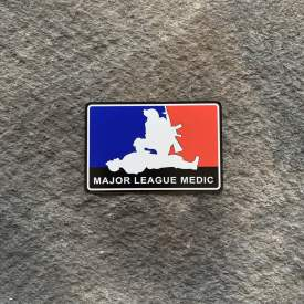 Major League Medic Vinyl Decal