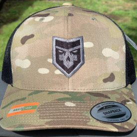 PatchOps Trucker Snap Back-  Multicam
