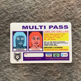 Multipass Vinyl Decal
