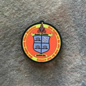 3rd Battalion, 11th Marines PVC Patch