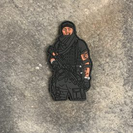 The Expendables:  Toll Road PVC Patch