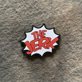 The Jerk PVC Patch