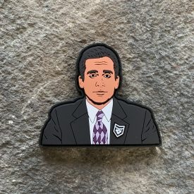 The Office: Michael Scott PVC Patch