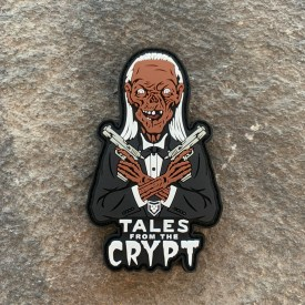 Tales from the Crypt PVC Morale Patch