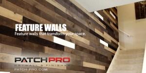 Portland feature walls