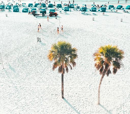 Beach - Clearwater Florida
