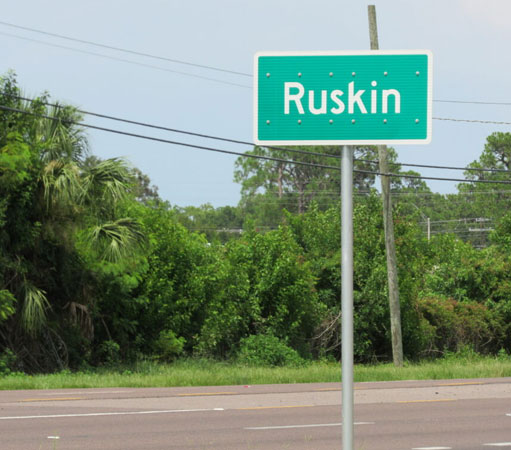 Welcome to Ruskin FL