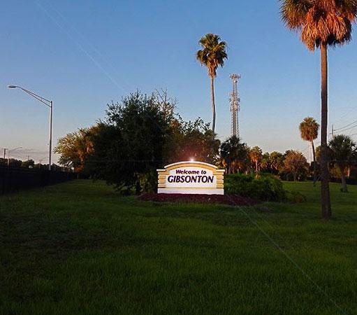 Gibsonton, FL - Welcome