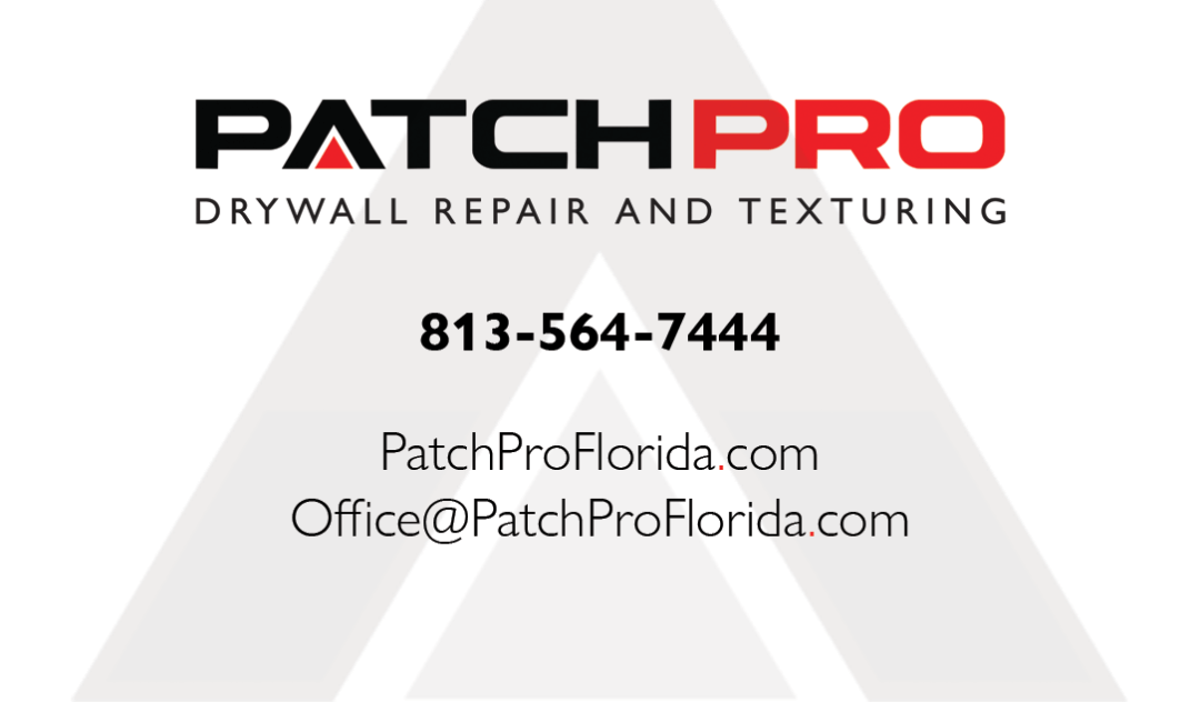 Referral Cards - Patch Pro Florida
