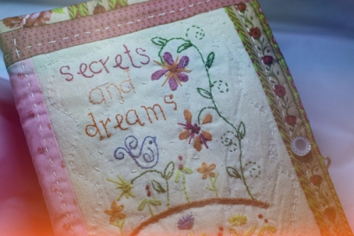 Phrases inspirantes patchwork