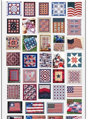 http://quiltinspiration.blogspot.com/2014/05/free-pattern-day-patriotic-and-flag.html