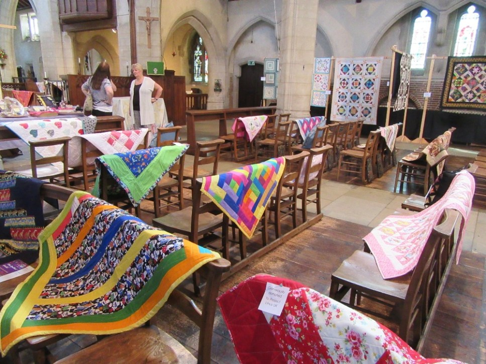 Roundabout Quilters Show 2017