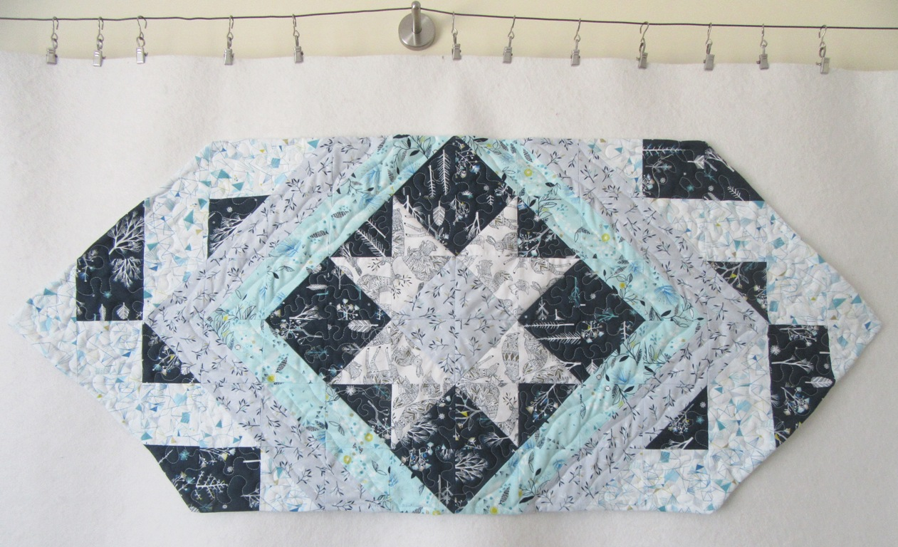 Star Runner Winter - New Every Morning Patchwork & Quilting