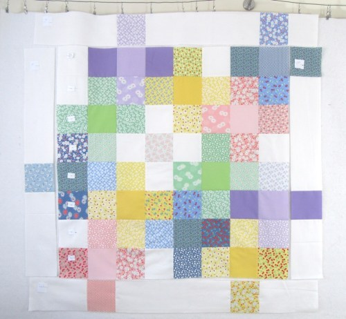 Beginners Quilt 6 by Allison Reid