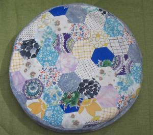 EPP Cushion by Allison Reid