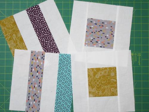 First Blocks of Beginners Quilt 2019 by Allison Reid