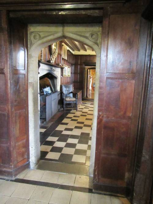 Batemans view from the entrance hall by Allison Reid