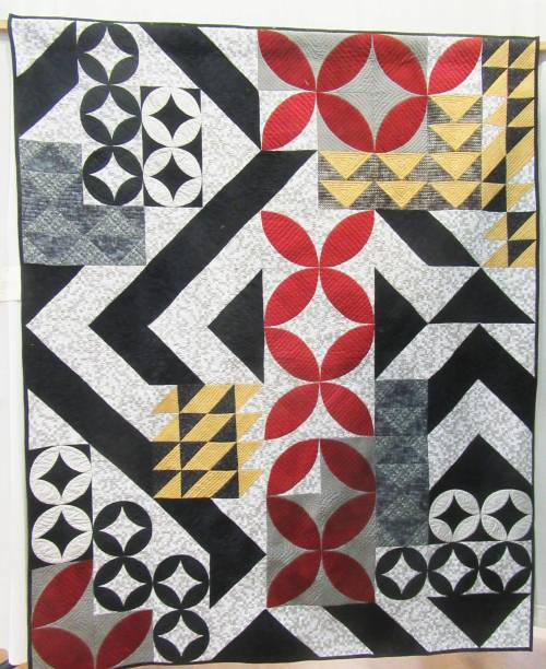 Sandown 2019 Quilt (1) by Allison Reid