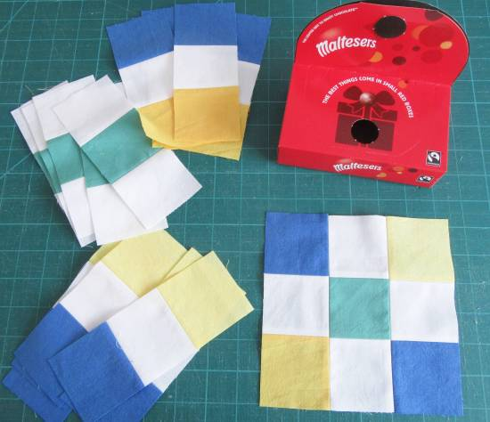 Secret Sewing with Maltesers by Allison Reid