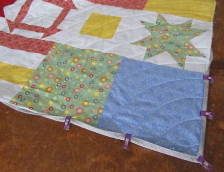 Dashing Stars 3 ready to bind by Allison Reid