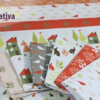 ¿Cómo escoger telas para patchwork?