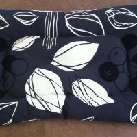 Una cama para mi perro [patrón y tutorial]