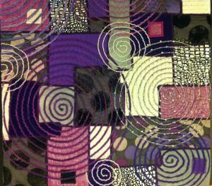 Carol taylor quilt Arc i textures