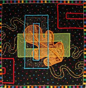 curso monográfico de patchwork Sitges por Libby Lehman