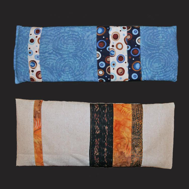 saquitos de aromaterapia en patchwork fibracreativa