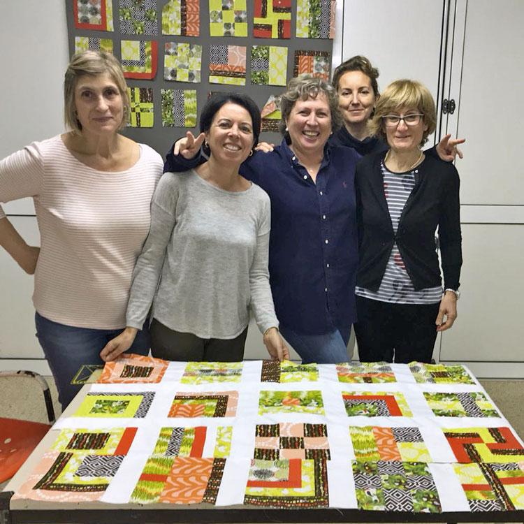 club patchwork Dones de la Mora