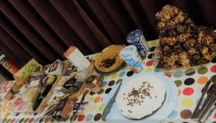 Christmas Puddings and snacks