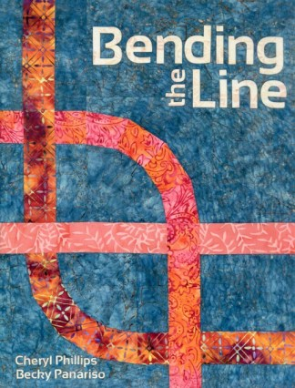 Bending the Line Book - Front Cover