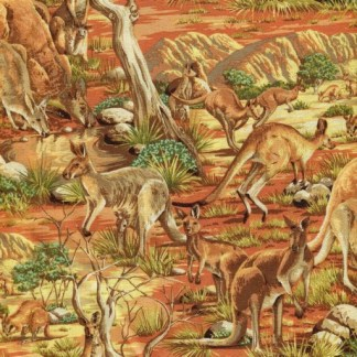Roos - Red Earth