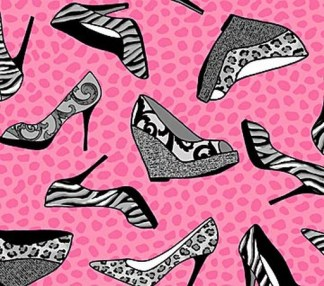 High Heels - Pink 21452-28