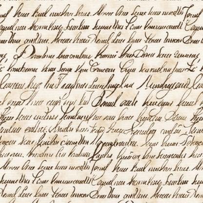 Script - Parchment AFD-16735-265